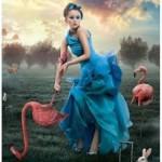 Рисунок профиля (Алиса в стране чудес)